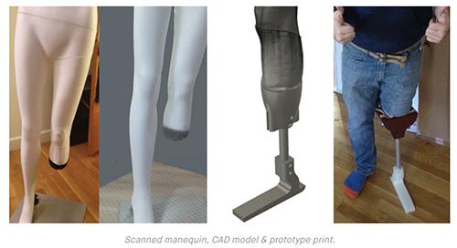 3D design copy